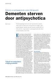 Dementen sterven door antipsychotica.pdf - BTSG