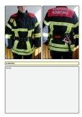 Modelübersicht - Neubeschaffung Einsatzjacken - Freiwillige ... - Seite 2