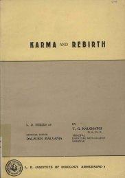 KARMA AND REBIRTH - pptfun