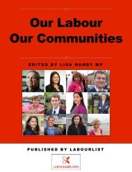 Our-Labour-Our-Communities