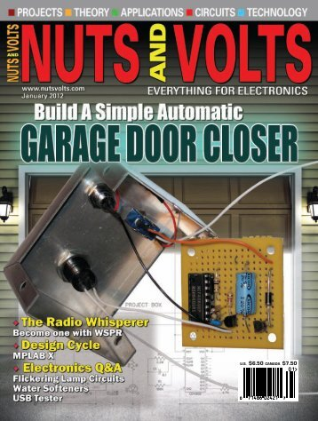 Nuts and Volts - January 2012