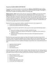Acupuncture Guideline (0090-GL-DEPT-0022-HS ... - Physicians Plus