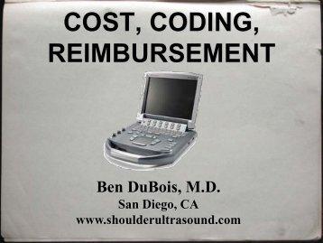 COST, CODING, REIMBURSEMENT