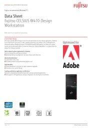 ds-CELSIUS W410-Design.indd - Fujitsu