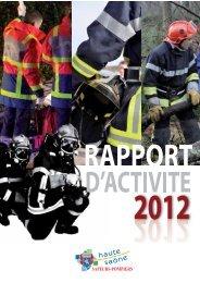 SAPEURS-POMPIERS - Service Départemental d'Incendie et de ...