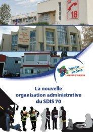 Plaquette de présentation du SDIS.indd - Service Départemental d ...