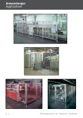 Schutz- und Abtrennungssystem Protection and partitioning system - Page 6