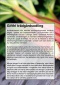 Broschyr-odla-giftfritt - Gislaveds kommun - Page 2