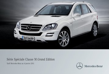 Grand Edition - Mercedes-Benz France