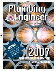 PE 2007 Media Kit.qxd - Plumbing Engineer