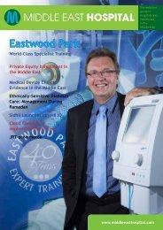 Eastwood Park - Middle East Hospital Magazine