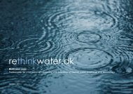 rethinkwater.dk - Danish Water Forum