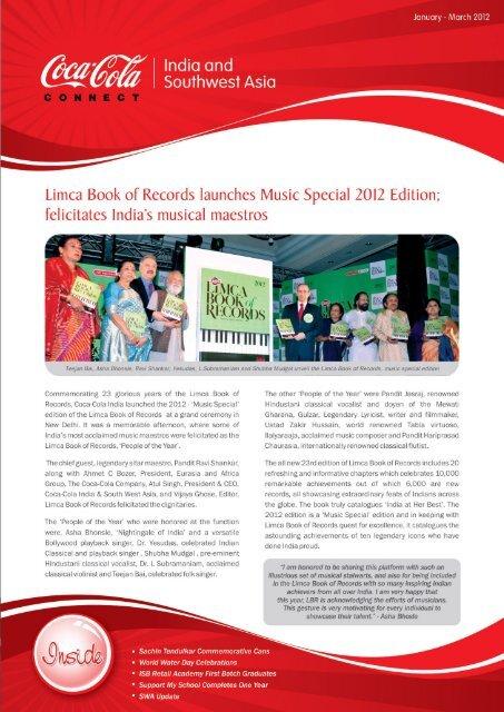 India 2012 Book