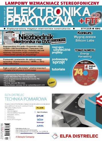 Elektronika Praktyczna 1/2012 - UlubionyKiosk