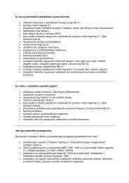 Ostatní informace (PDF, 29 kB )