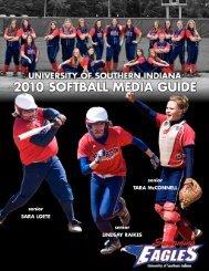 2010 - University Of Southern Indiana Athletics