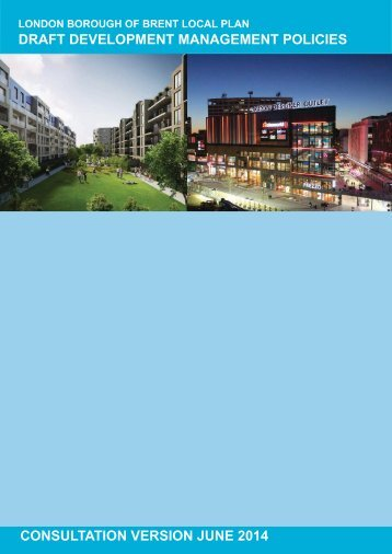 Draft Development Management Policies DPD