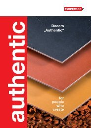 Serie Authentic 2009 english - Architects Surfaces