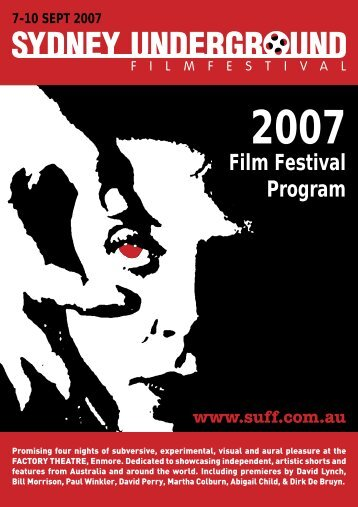 here - Sydney Underground Film Festival