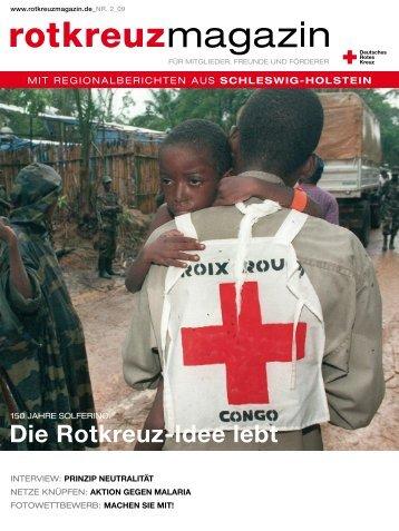 Ausgabe 2 - Deutsches Rotes Kreuz