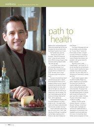 path to health - Anna Dubrovsky