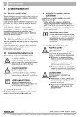 Montāžas, apkalpes un apkopes instrukcija - Buderus - Page 4
