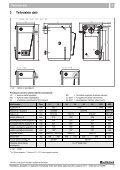 Montāžas, apkalpes un apkopes instrukcija - Buderus - Page 7