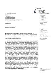 per E-Mail- Berlin, 5. März