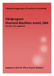 DBA Diamond-Blackfans anemi (rev 2012) - BLF
