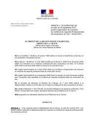 ARRETE n° 2012-DRLP-BC-08 en date du 20 ... - Préfecture