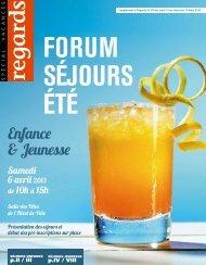 Supplement Regards N 378 du jeudi 14 au mercredi ... - Courneuve