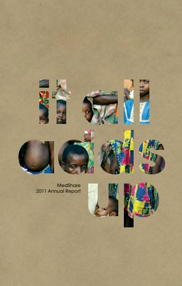 MedShare 2011 Annual Report