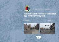aggiornamento piano generale del traffico urbano - Comune di ...