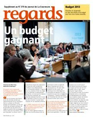 budget 2013 - Courneuve