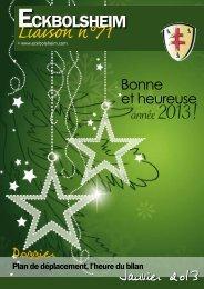 EckbolshEim dossier Janvier 2013 - Site officiel de la Mairie d ...