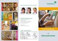 Buchhandlung - Odenwald-Institut
