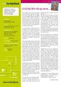 Overnatting i kyrkja s. 05 Nye kyrkjetekstilar s. 11 ... - Mediamannen - Page 2