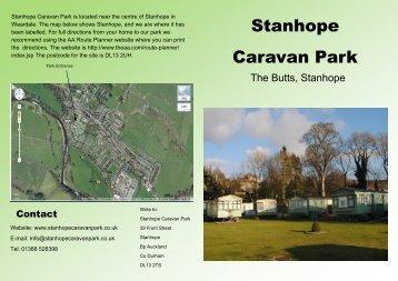Stanhope Caravan Park