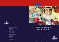 Weihnachtswissen mit Ranga Yogeshwar
