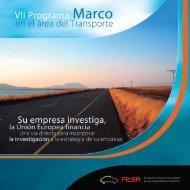 VII Programa Marco - Inicio