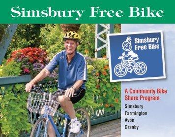 Simsbury Free Bike Rental Locations