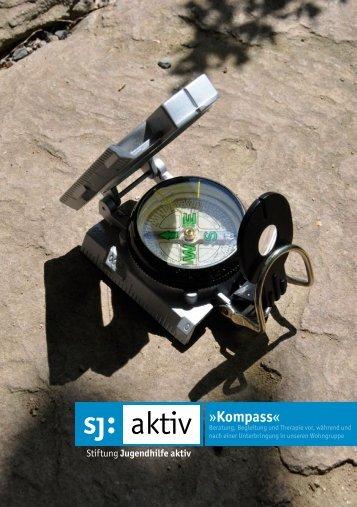 Kompass« - Stiftung Jugendhilfe aktiv
