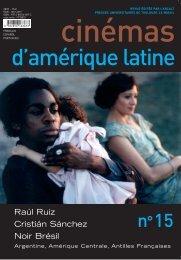 Raúl Ruiz Cristián Sánchez Noir Brésil - Cinélatino, Rencontres de ...