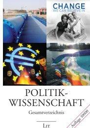 Politik - LIT Verlag