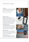 Hjälpmedel som gör vardagen lättare Som tiden går - Abilia - Page 5