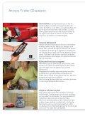 Hjälpmedel som gör vardagen lättare Som tiden går - Abilia - Page 6