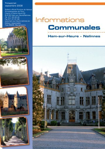 Septembre - Ham-sur-Heure - Nalinnes