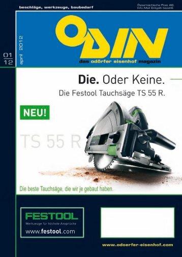 """""""Rechnungen als PDF/E-Mail""""- Neu bei  ... - Odörfer Eisenhof GmbH"""
