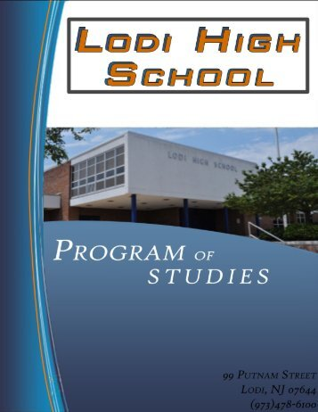 lodi hs program of studies
