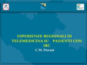 A. e C. CARTONI - Agenzia di Sanità Pubblica della Regione Lazio